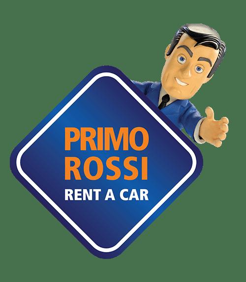 Logo Primo Rossi Rent a Car